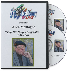 Top 10 Snippets of 2007 by Allen Montague 2-DVD Set