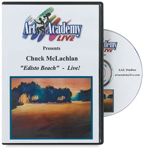 Edisto Beach by Chuck McLachlan DVD
