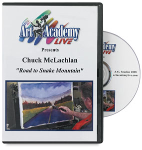 Road to Snake Mountain by Chuck McLachlan DVD