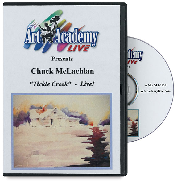 Tickle Creek by Chuck McLachlan DVD