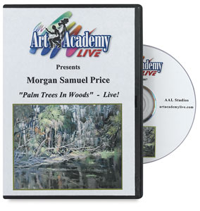 Palm Trees in Woods by Morgan Samuel Price DVD