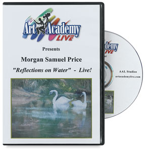 Reflections on Water by Morgan Samuel Price DVD