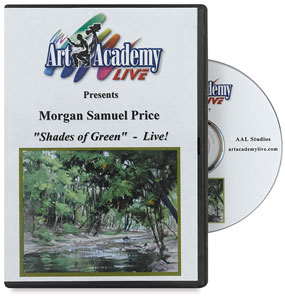 Shades of Green by Morgan Samuel Price DVD