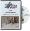Abstract Snow Scene by Sterling Edwards DVD