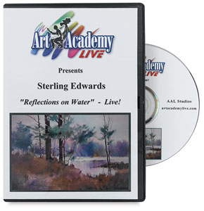 Reflections on Water by Sterling Edwards DVD
