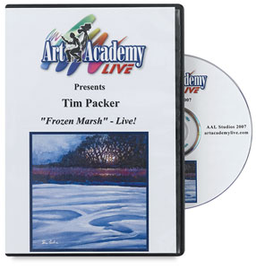 Frozen Marsh by Tim Packer DVD