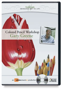 Colored Pencil Workshop with Gary Greene