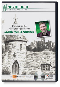 Drawing for the Absolute Beginner with Mark Willenbrink