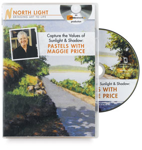 Capture the Values of Sunlight and Shadow: Pastels with Maggie Price