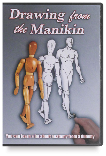 Drawing from the Manikin