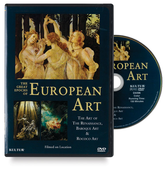 The Art of the Renaissance, Baroque Art & Rococo Art