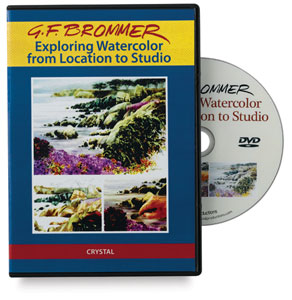 Gerald Brommer: Exploring Watercolor from London to Studio