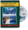 Crystal Productions Stephen Quiller: Color Concepts DVD