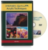 Crystal Productions Stephen Quiller: Acrylic Techniques DVD