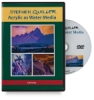 Crystal Productions Stephen Quiller: Acrylic as Water Media DVD