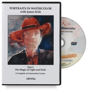 Portraits in Watercolor Part 2: The Magic of Light and Dark