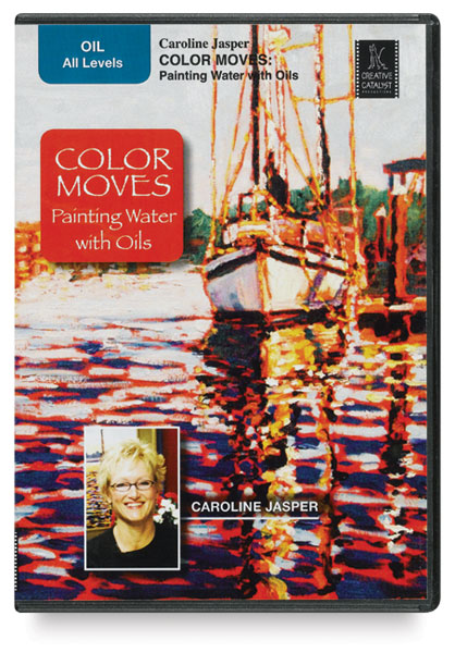 Color Moves: Painting Water in Oils