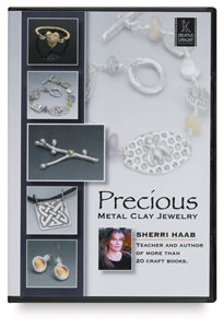 Precious Metal Clay Jewelry