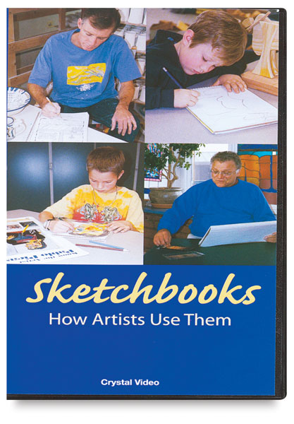 Sketchbooks: How Artists Use Them