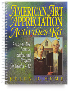 American Art Appreciation Activities Kit