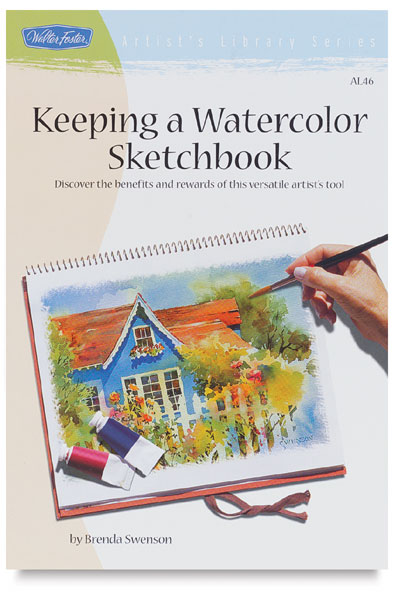 Keeping Watercolor Sketchbook