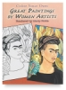 Color Your Own Great Paintings by Women