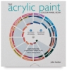 The Acrylic Paint Colour Wheel Book