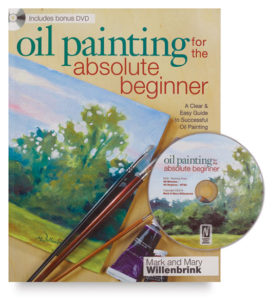 Oil painting for the absolute beginner blick art materials for How to start an oil painting for beginners
