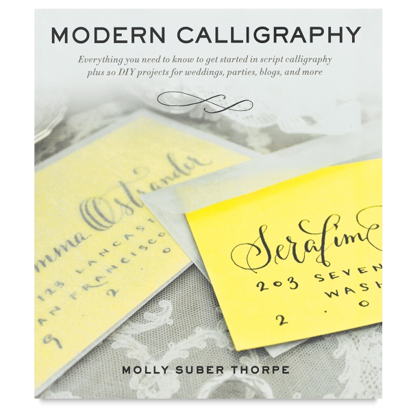 Modern calligraphy blick art materials
