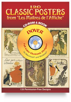 Dover Full Color Clip Art CD-ROM