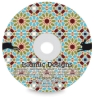 Islamic Design Clip Art Book/CD