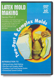 Latex Mold Making, Part 2