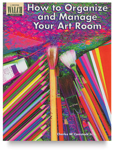 How To Organize & Manage Your Art Room