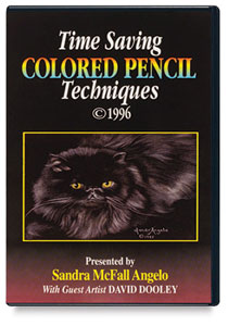 Time Saving Colored Pencil Techniques