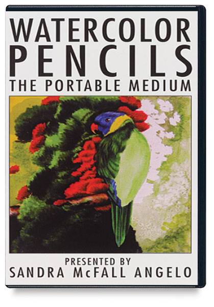 Watercolor Pencils: The Portable Medium