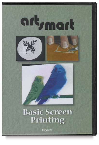 Basic Screen Printing DVD
