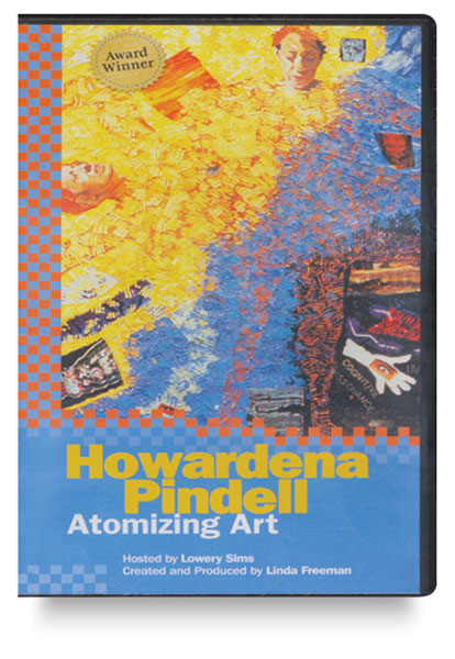 Howardena Pindell - Atomizing Art, DVD