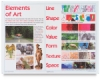 Elementary Elements and Principles of Art Student Guide