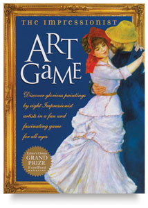 The Impressionist Art Game