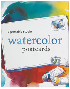 Watercolor Postcards: A Portable Studio