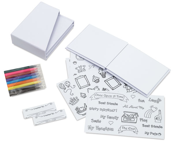 Create Your Own 3 Bitty Books Kit