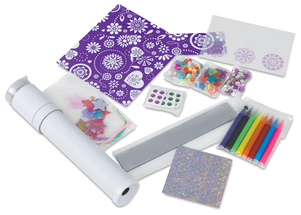 Make Your Own Kaleidoscope Kit