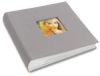 Bookbound Photo Album, Gray