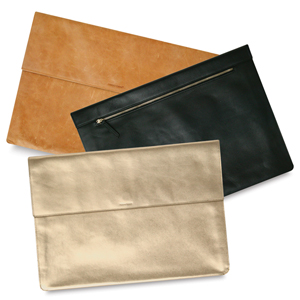 Leather Clutch Portfolios