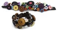 Button Bracelets