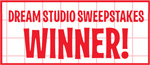 Dream Studio Sweepstakes
