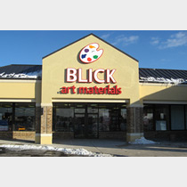 Image of Blick store in Wheaton, IL